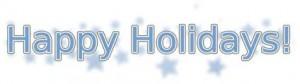 Hppy holidays