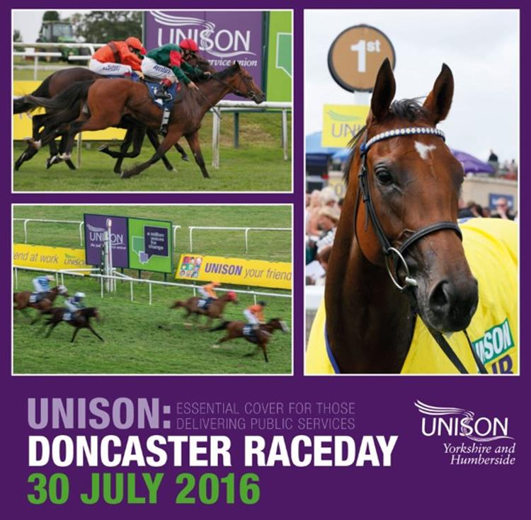 doncaster raceday