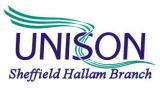 Unison Sheffield Hallam branch logo